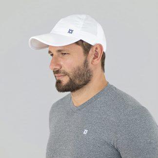 Boné UV Pro com Proteção Solar UV Line Branco
