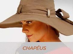 Chapéus com Proteção Solar UV Femininos