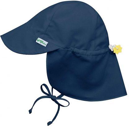Chapéu UV para Bebê Legionário com Proteção Solar IPlay Marinho